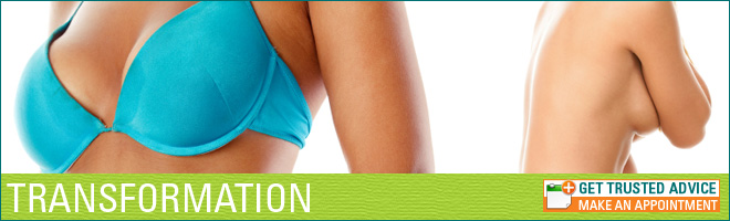 Breast Augmentation Surgeon Pretoria