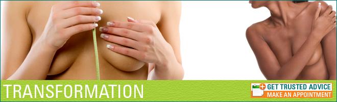 Breast Reduction Surgeon Pretoria